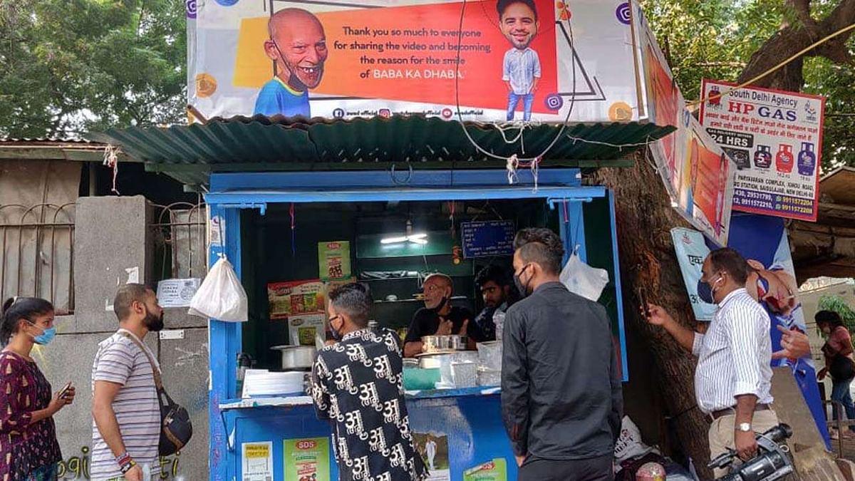'बाबा का ढाबा' के मालिक ने अपनी मदद करने वाले यूट्यूबर गौरव वासन पर किया केस, जानें पूरा मामला