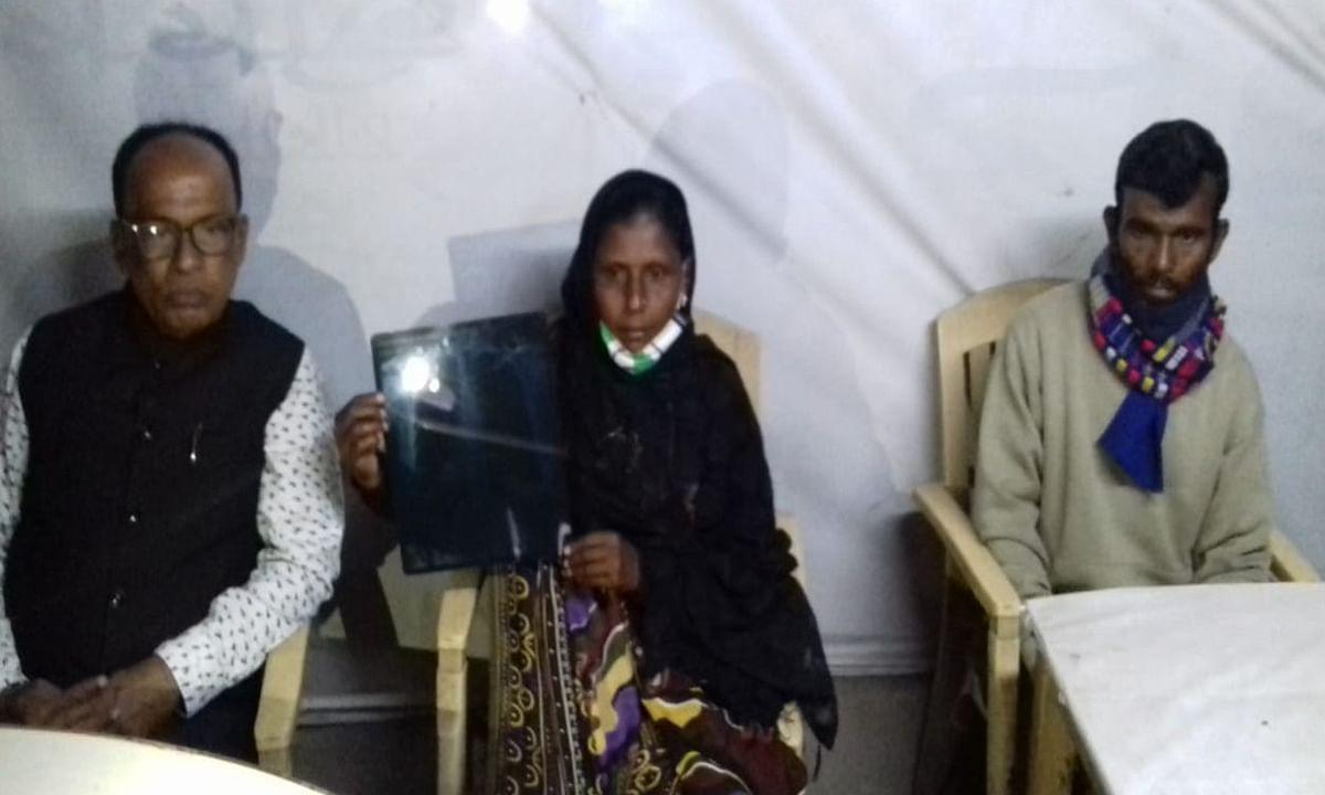 40 साल से कुमारपुर की जरीना का दिल धड़क रहा है दाहिनी ओर, पढ़ें पूरी रिपोर्ट