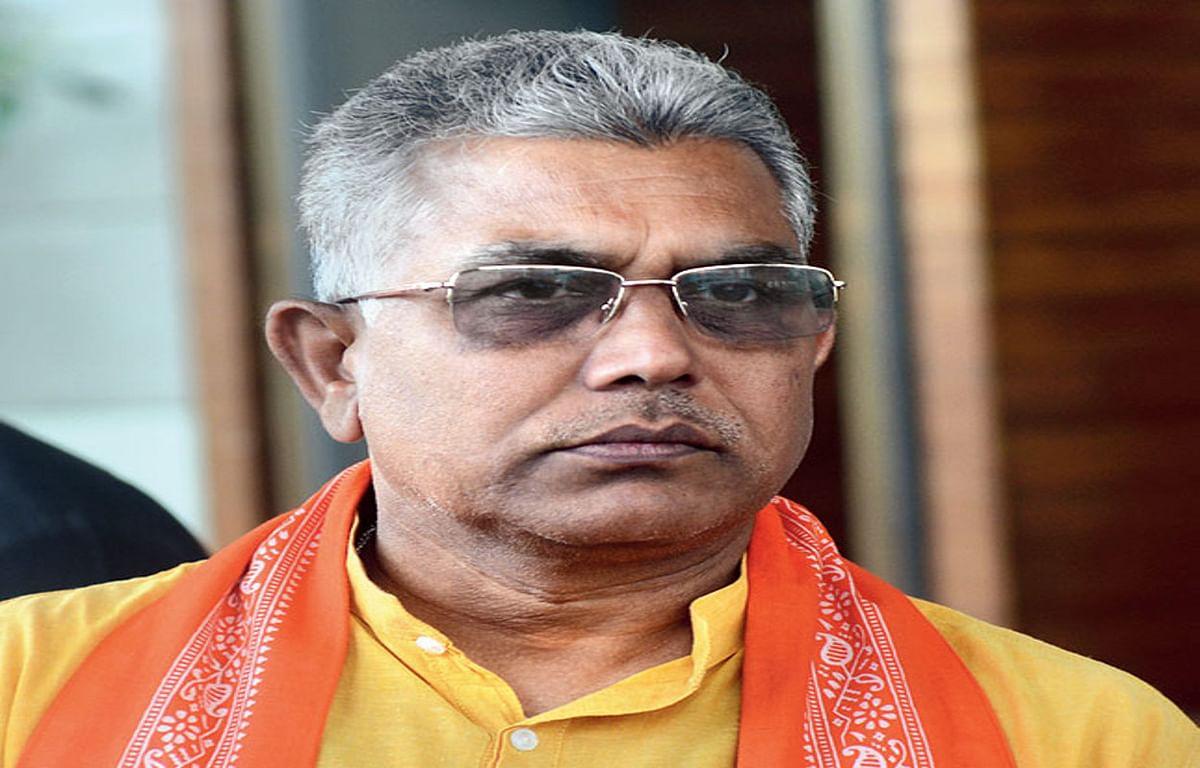 Bengal Election 2021: PM Modi के पंडाल बांधने वालों पर ममता बनर्जी के आरोप का दिलीप घोष ने दिया ऐसा जवाब कि...