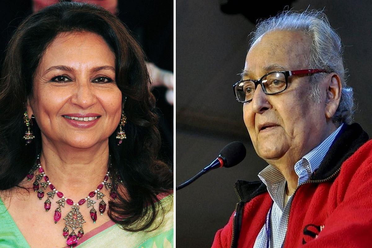 Soumitra Chatterjee News: सारा अली खान की दादी शर्मिला टैगोर ने सौमित्र चटर्जी के साथ फिल्मों में किया था डेब्यू
