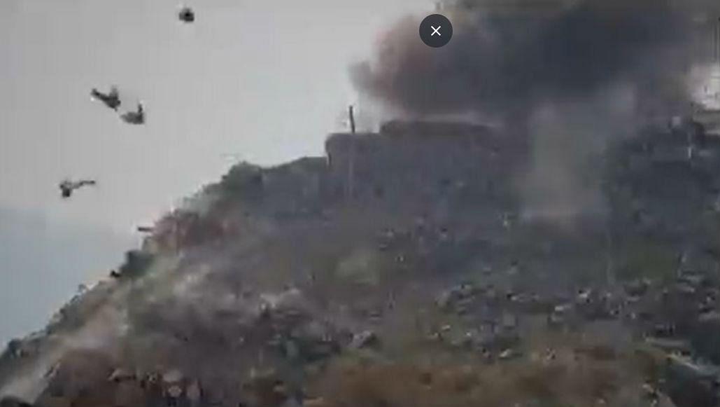 भारत की जवाबी कार्रवाई में 11 सैनिकों के मरने से पाकिस्तान तिलमिलाया,देखें VIDEO, पाक पीएम इमरान बोले- हैपी दिवाली