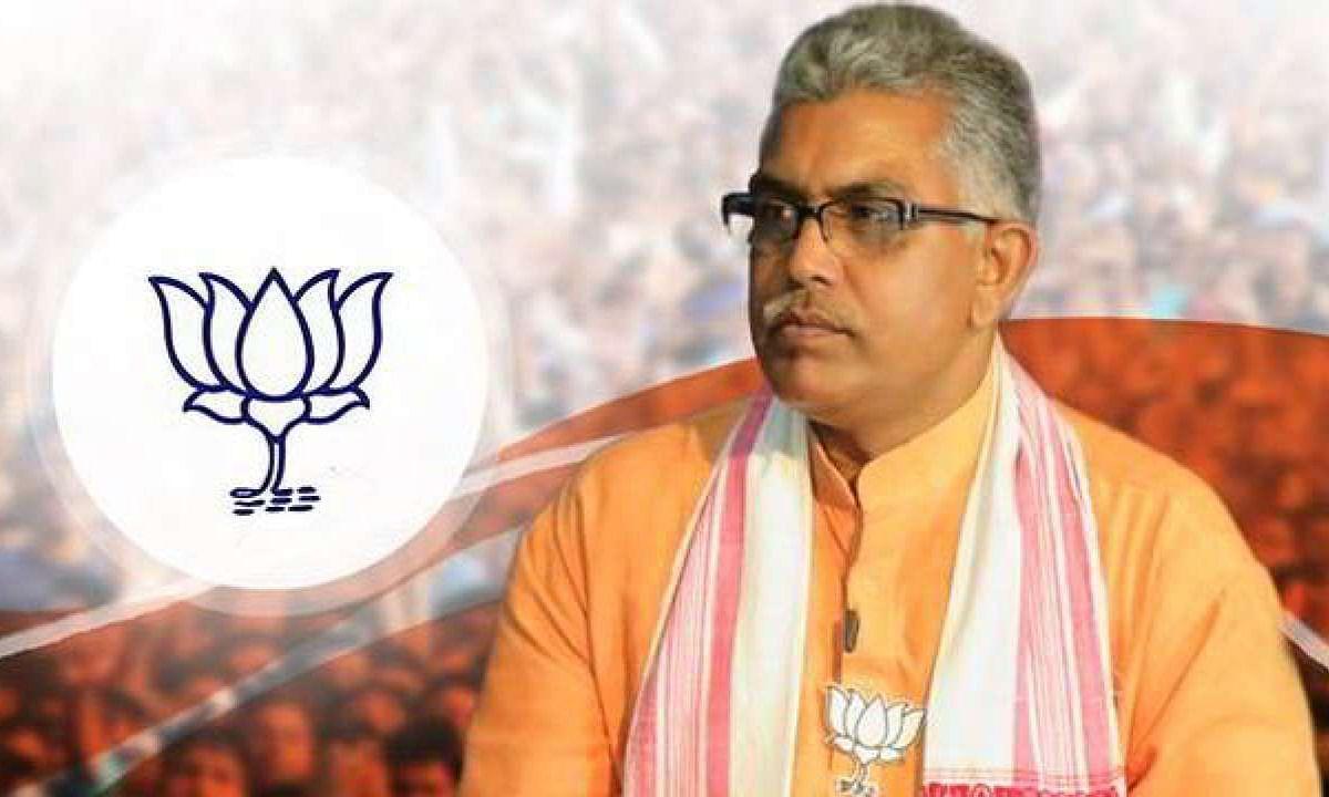 बंगाल के बागी परिवहन मंत्री शुभेंदु अधिकारी के भाजपा में शामिल होने पर क्या बोले दिलीप घोष