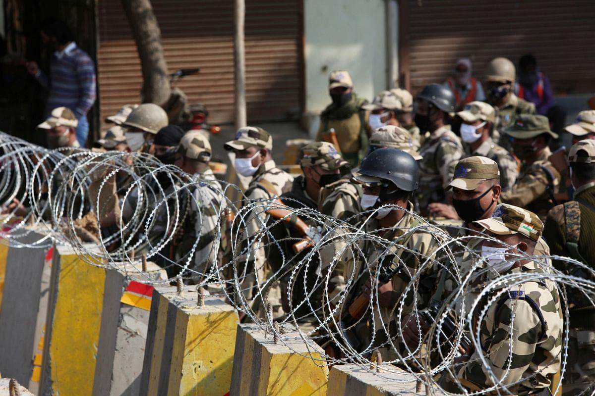 दिल्ली-दिल्ली सीमा