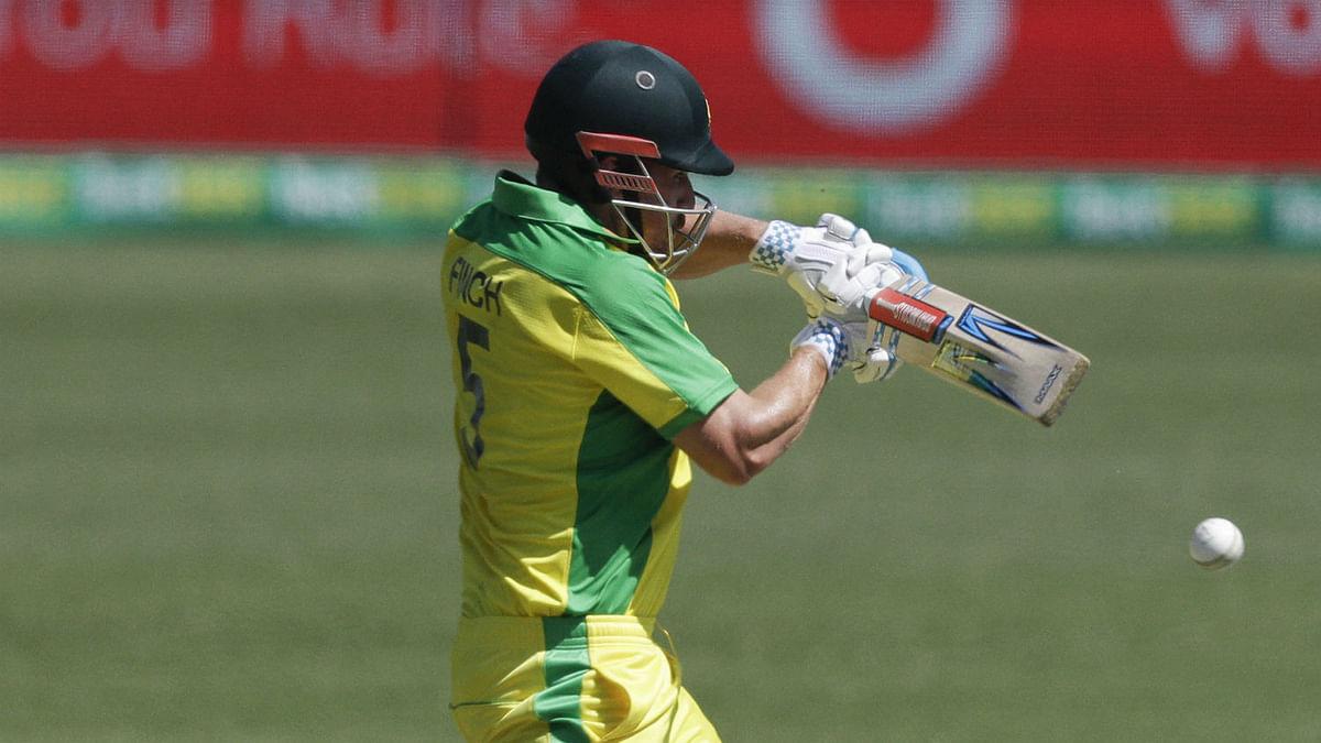 IND vs AUS सबसे तेज 5000 रन बनाने वाले दूसरे ऑस्ट्रेलियाई बल्लेबाज बने एरोन फिंच