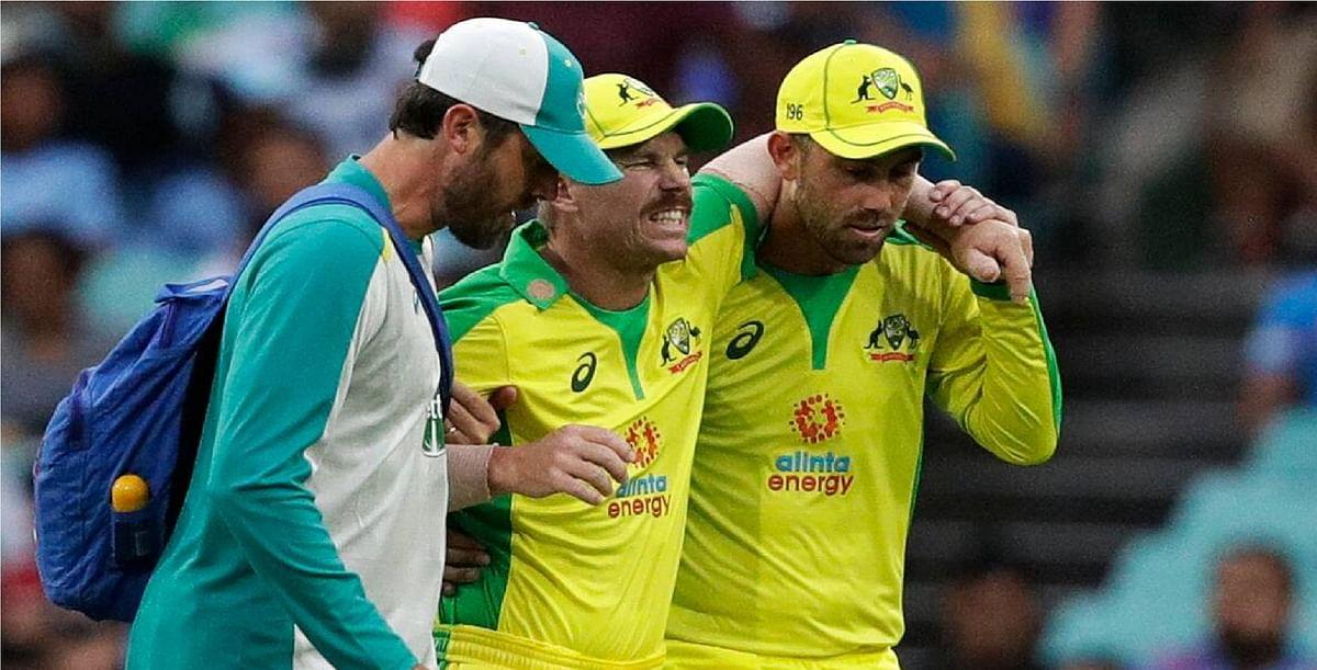IND vs AUS : ऑस्ट्रेलिया को झटका, डेविड वॉर्नर वनडे, टी20 के बाद टेस्ट सीरीज से भी बाहर