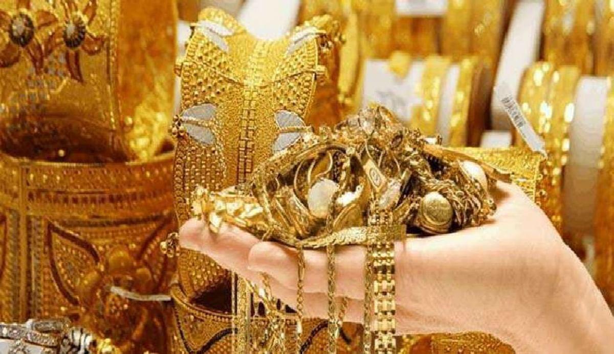 Gold price today : दिवाली-धनतेरस के बाद लगातार दूसरे दिन महंगा हुआ सोना, जानिए आज का गोल्ड रेट