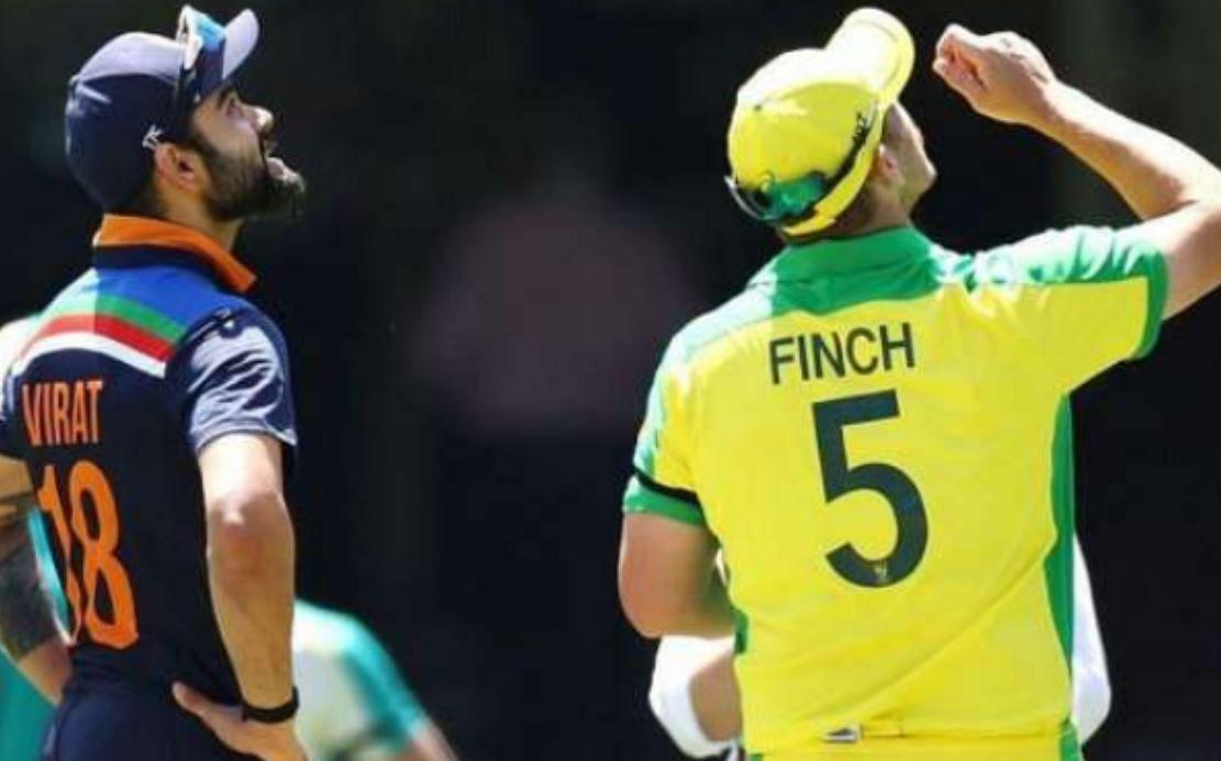 India vs Australia 1st T20I Live Cricket Score Online : भारत ने की मैच में वापसी AUS   122/5 (17)