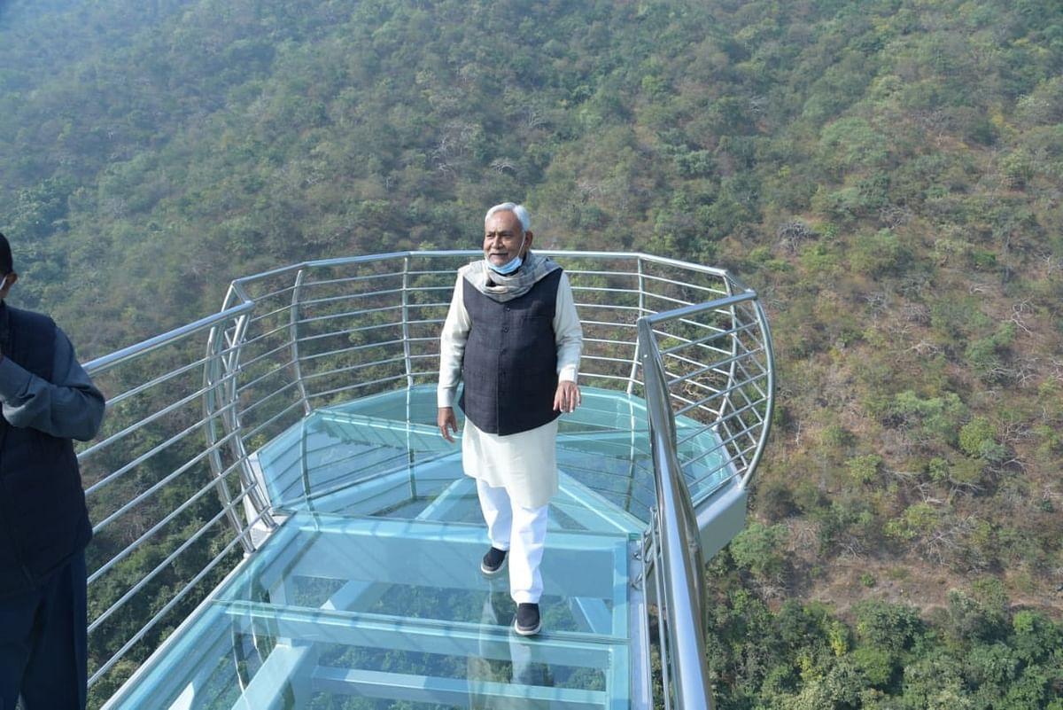 """Rajgir Glass Bridge: """"बिहार में का बा""""? पूछने वाला सब ई देखा...बिहार में ईहो बा, जीतनराम मांझी ने ऐसा क्यों कहा?"""