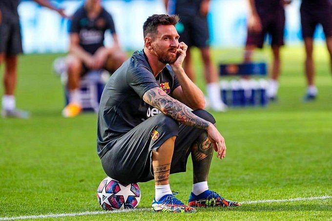स्टार फुटबॉलर मेस्सी ने तोड़ा पेले का ये रिकॉर्ड, दिलायी बार्सीलोना को एक और जीत