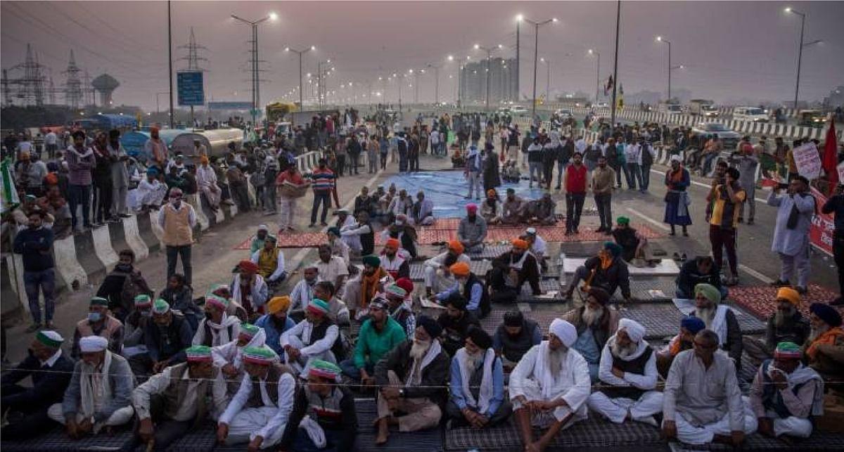 सोशल मीडिया में किसान आंदोलन को दबाने के लिए केंद्र सरकार ने लगाया जैमर ? जानिये क्या है सच