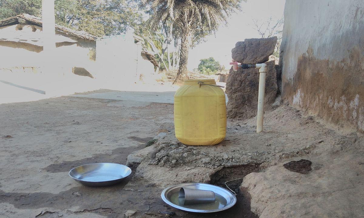 संताल परगना में हर घर जल पहुंचाने की है बड़ी चुनौती, जल जीवन मिशन से करीब 13 लाख परिवारों तक पहुंचेगा पानी