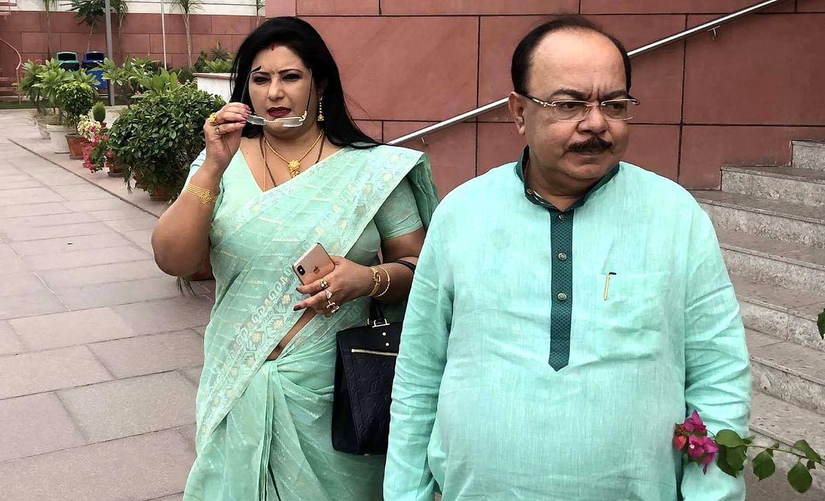 बंगाल विधानसभा चुनाव 2021 से पहले शोभन चटर्जी और उनकी महिला मित्र बैशाखी को भाजपा में बड़ी जिम्मेदारी