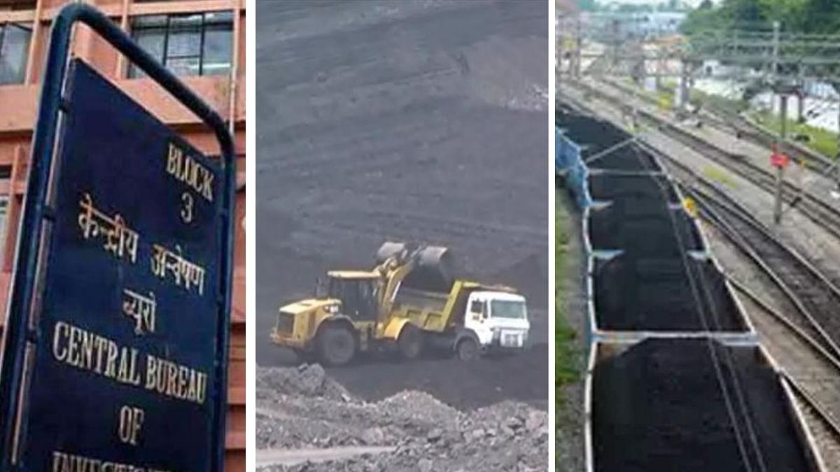 कोयला तस्करी मामले में बंगाल, यूपी, ओड़िशा में 15 स्थानों पर एक साथ सीबीआई के छापे
