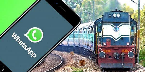 IRCTC/Indian Railways Latest Updates : WhatsApp पर चेक करें PNR Status और ट्रेन का Live Location, जानें पूरा तरीका