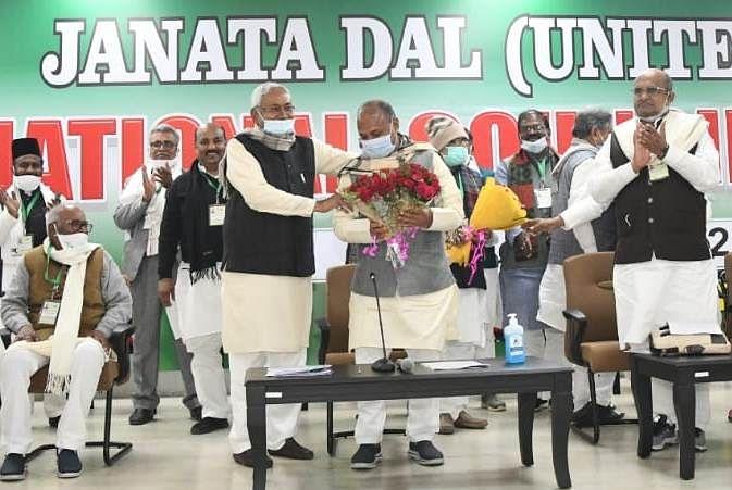 CM नीतीश ने दोहराया- नहीं बनना चाहते थे मुख्यमंत्री, बताया- क्यों छोड़ा JDU के राष्ट्रीय अध्यक्ष का पद