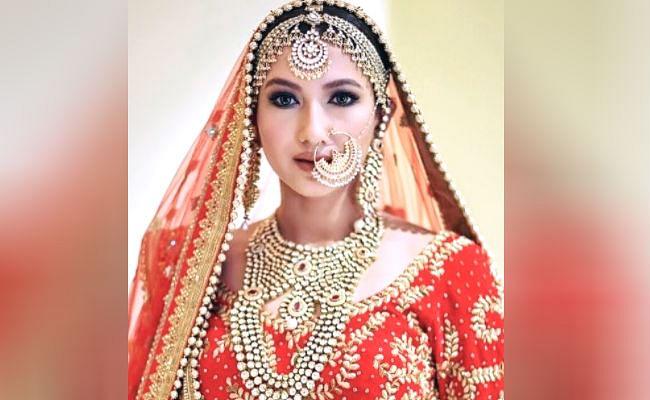 शादी से पहले गौहर खान का ब्राइडल फोटोशूट वायरल, सुर्ख लाल रंग के जोड़े में कुछ इस तरह नजर आईं एक्ट्रेस, देखें PHOTOS