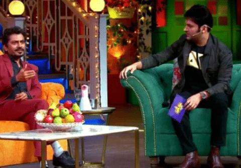 The Kapil Sharma Show : कपिल शर्मा के साथ नवाजुद्दीन ने की मस्ती, बोले- गरीब आदमी का रोमांस बर्दाशत... VIDEO वायरल