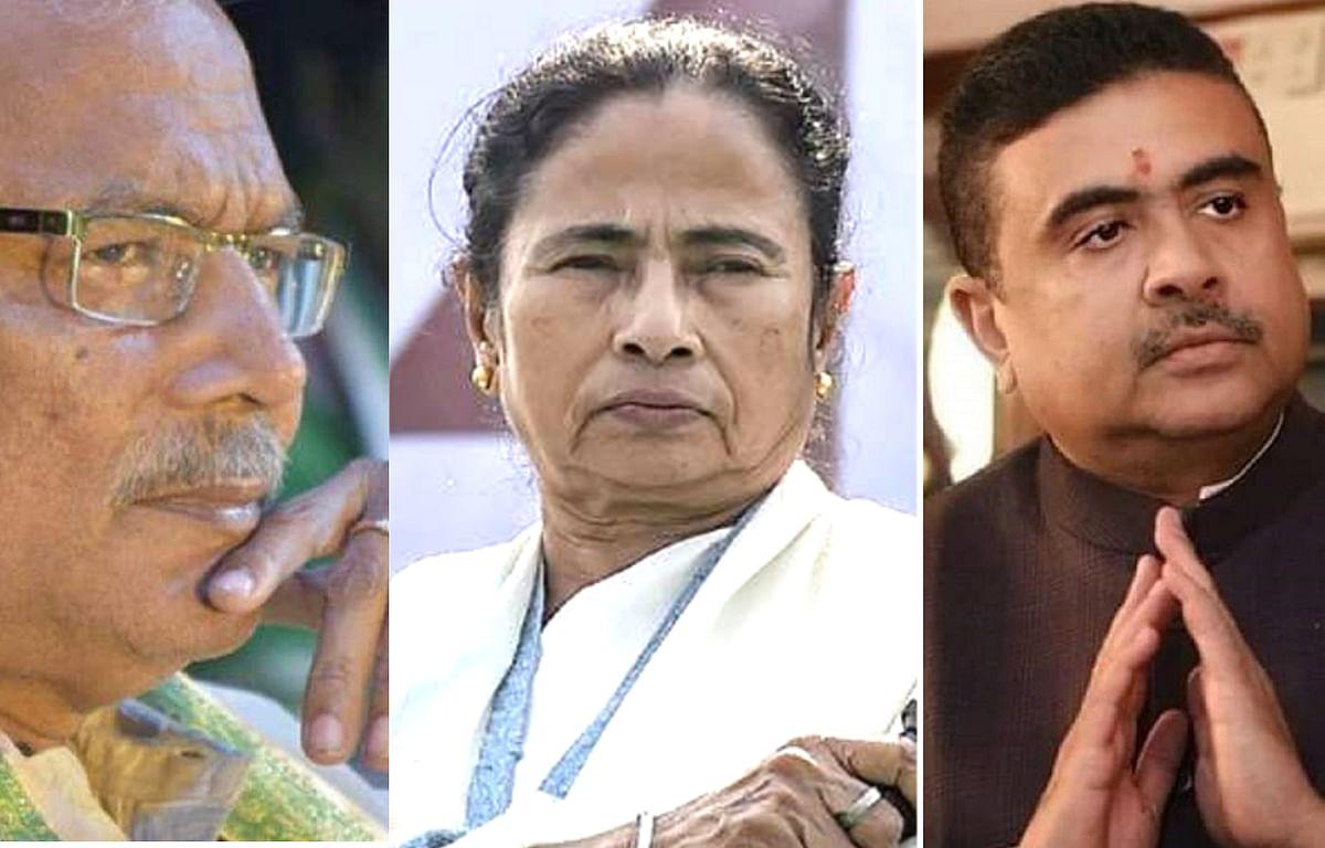West Bengal Election 2021: शनिवार को ममता बनर्जी को लगेंगे कई झटके, अमित शाह की रैली में शुभेंदु, शीलभद्र समेत कई नेता थामेंगे भाजपा का दामन