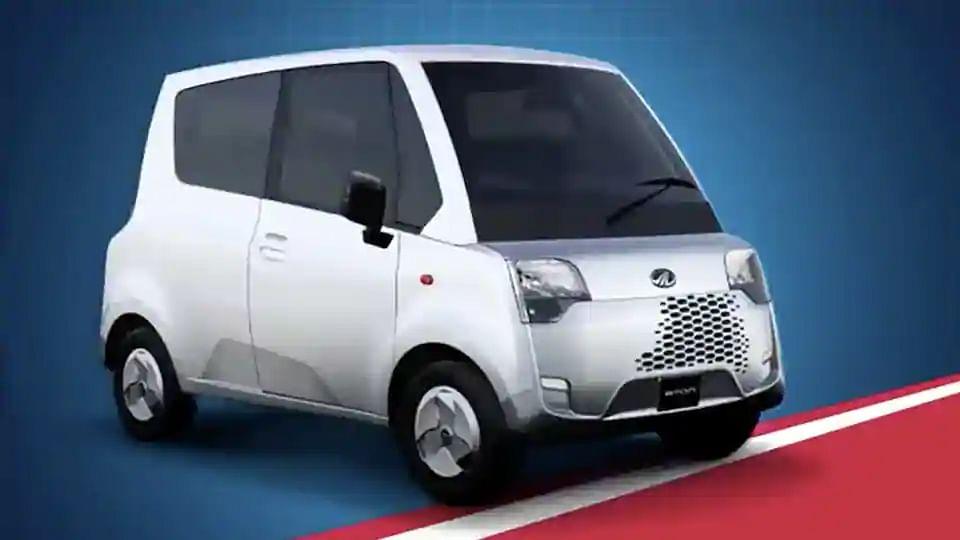 Mahindra ला रही देश की सबसे छोटी और सस्ती इलेक्ट्रिक कार Atom, मिलेंगे ये फीचर्स