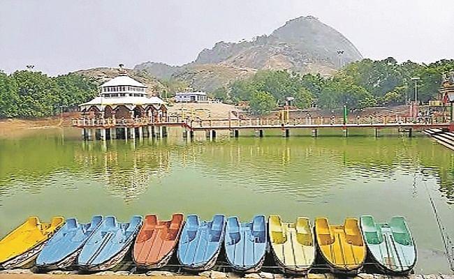 Bihar: रोपवे से अब 4 मिनट में मंदार पर्वत के शिखर पर पहुंचेंगे सैलानी, वादियों का लेंगे आनंद, जानें टिकट दर
