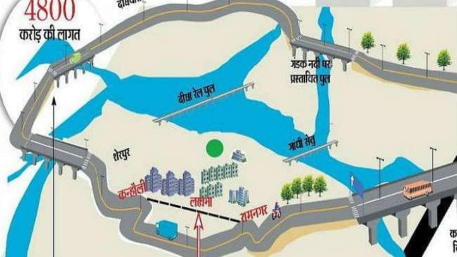 पटना आउटर रिंग रोड के लिए 14 किमी जमीन अधिग्रहण का खर्च देगा केंद्र