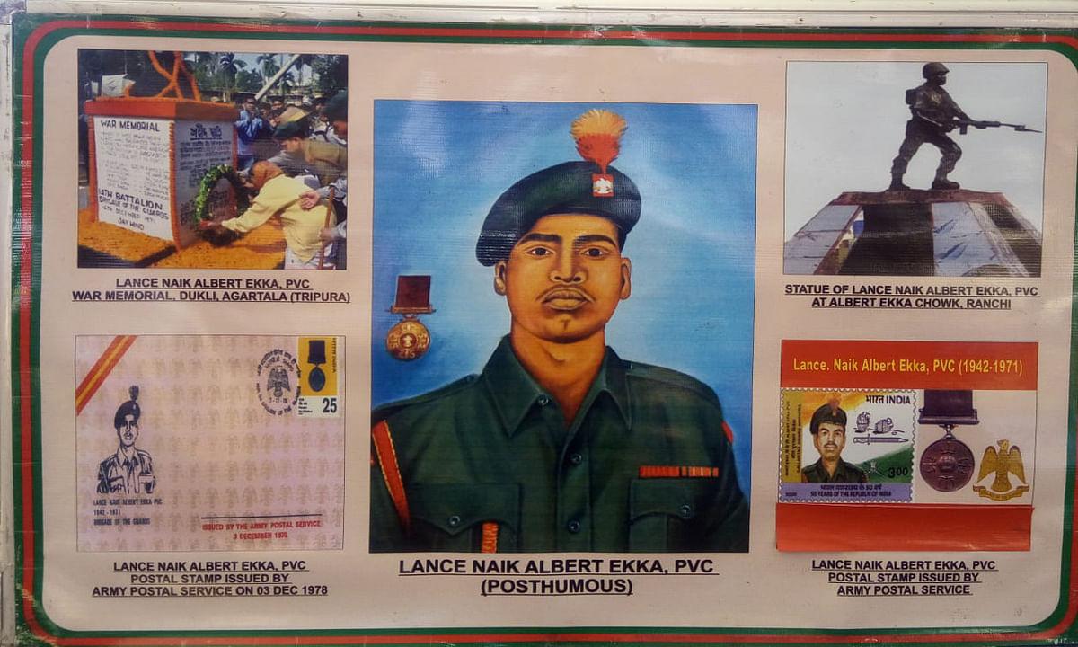 शहादत दिवस पर विशेष : साथियों को मरता देख अलबर्ट अकेले पाक सैनिकों पर टूट पड़े थे
