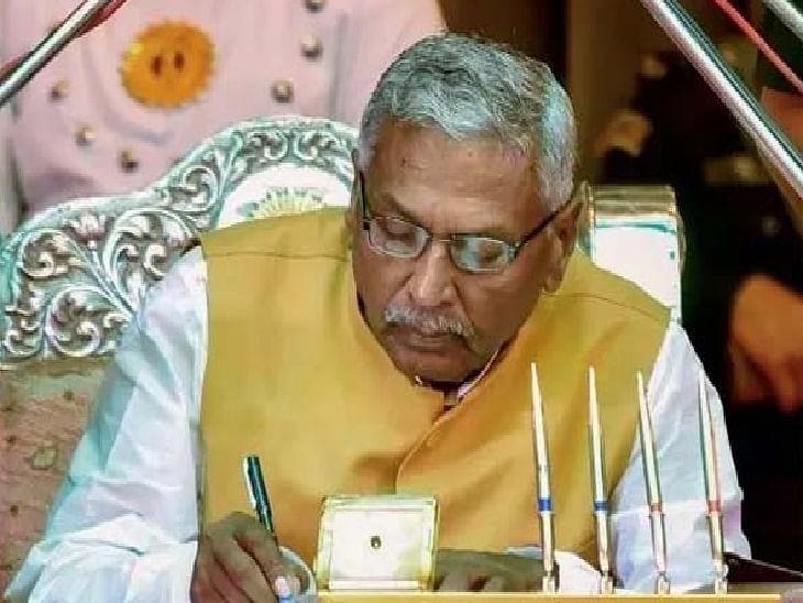 सिलेबस का मामला लेकर राज भवन पहुंचे शिक्षामंत्री, राज्यपाल ने कहा- विवि के पदाधिकारियों की बुलायेंगे बैठक