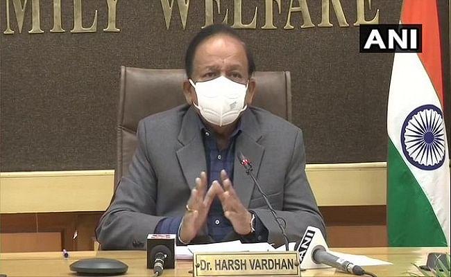 Fight Against COVID-19 : अगले 6-7 महीने में करीब 30 करोड़ भारतीयों को मिलेगी वैक्सीन : हर्षवर्धन