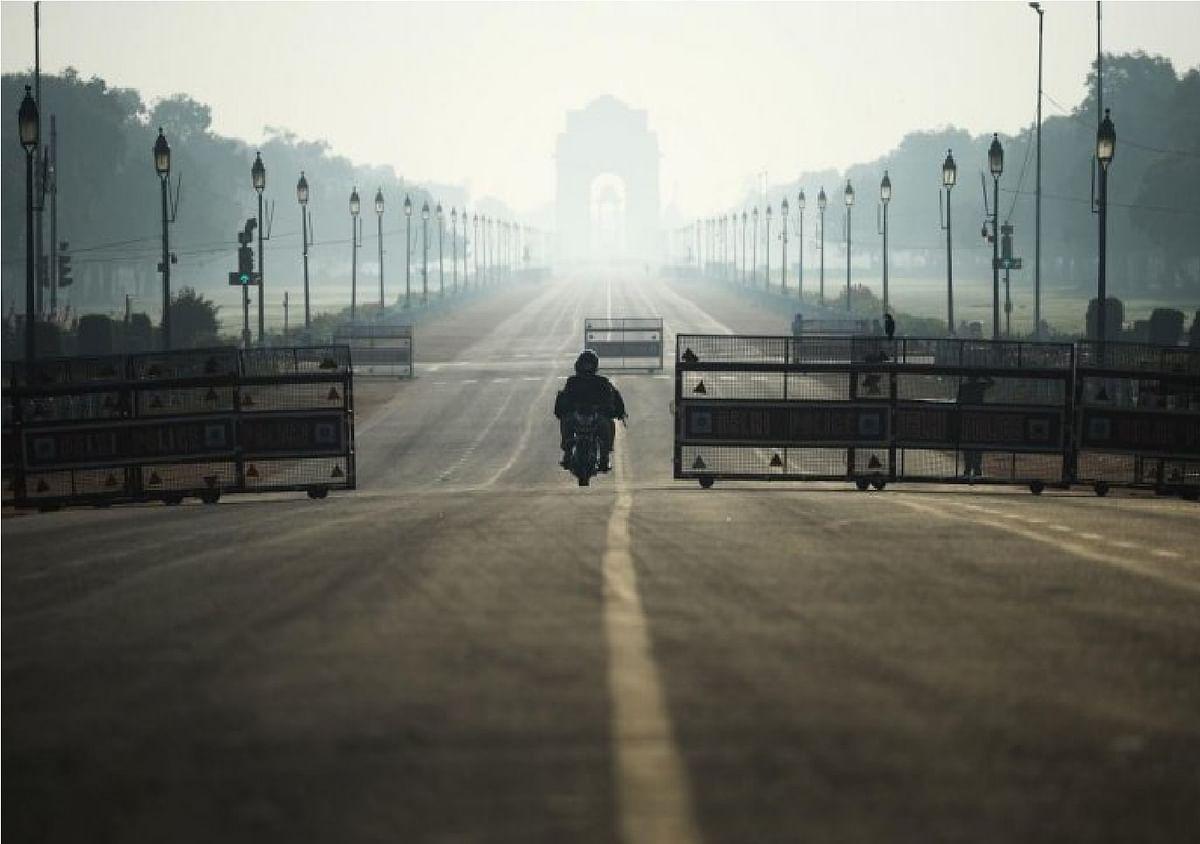 दिल्ली में फिर लगेगा कर्फ्यू ?