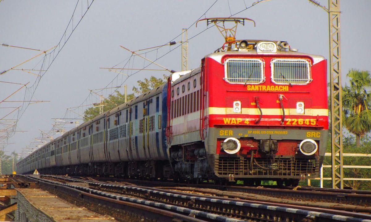 Train News : बाढ़ के कारण बरौनी तक ही जायेगी सिकंदराबाद-दरभंगा स्पेशल ट्रेन