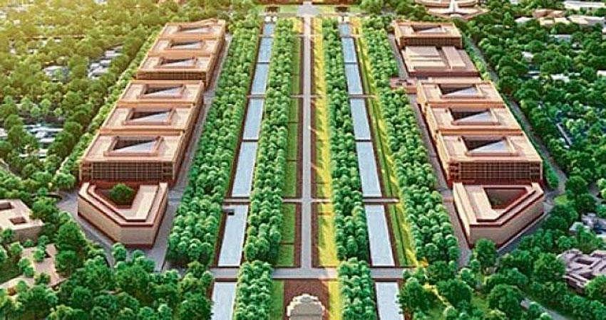 सेंट्रल विस्टा प्रोजेक्ट में जमीन का इस्तेमाल बदलने पर सुप्रीम कोर्ट ने केंद्र से मांगा जवाब