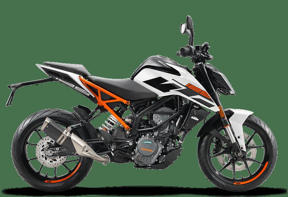 KTM की सबसे सस्ती मोटरसाइकिल KTM Duke 125 नये अवतार में लॉन्च, जानें कीमत और फीचर्स