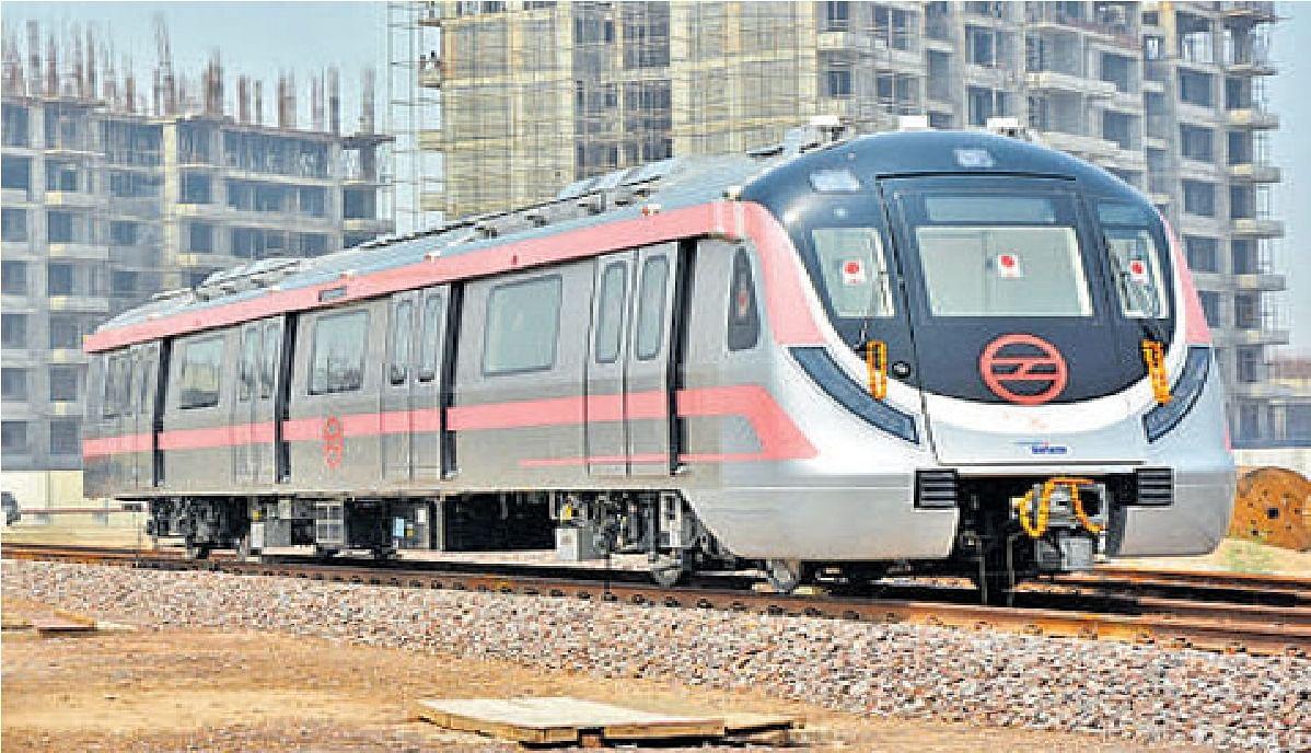 देश की पहली चालक रहित ट्रेन सेवा की शुरुआत 28 दिसंबर से, पीएम मोदी दिखाएंगे हरी झंडी