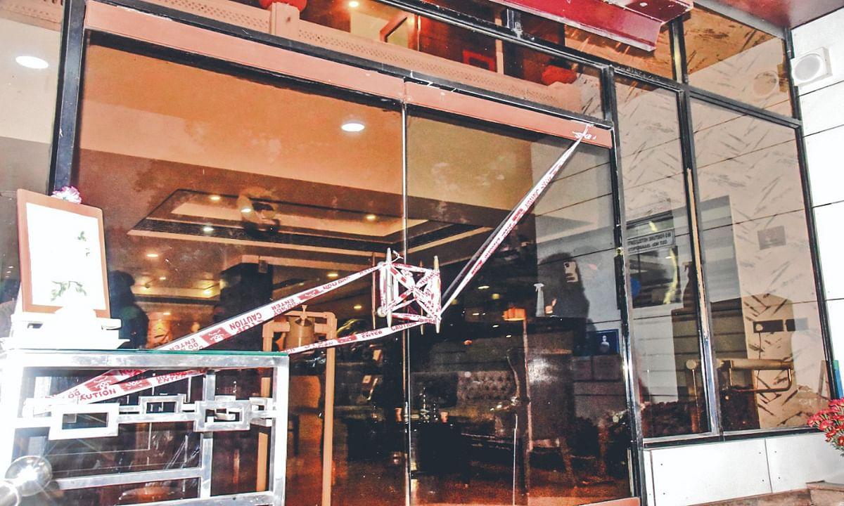 जमशेदपुर के एक होटल में ठहरे 11 विदेशी कोरोना संक्रमित, प्रशासन ने किया सील