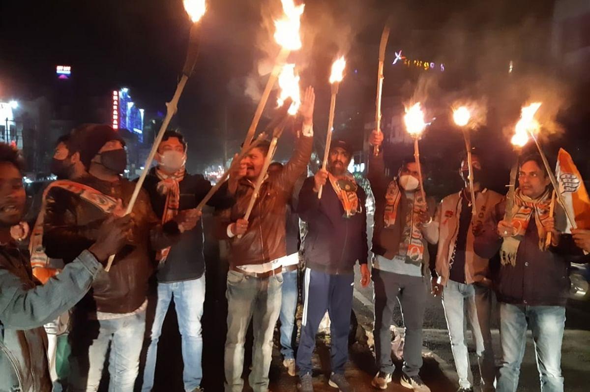bharat bandh in jharkhand : कृषि बिल के िवरोध में झारखंड में बंद शांतिपूर्ण, यातायात प्रभावित