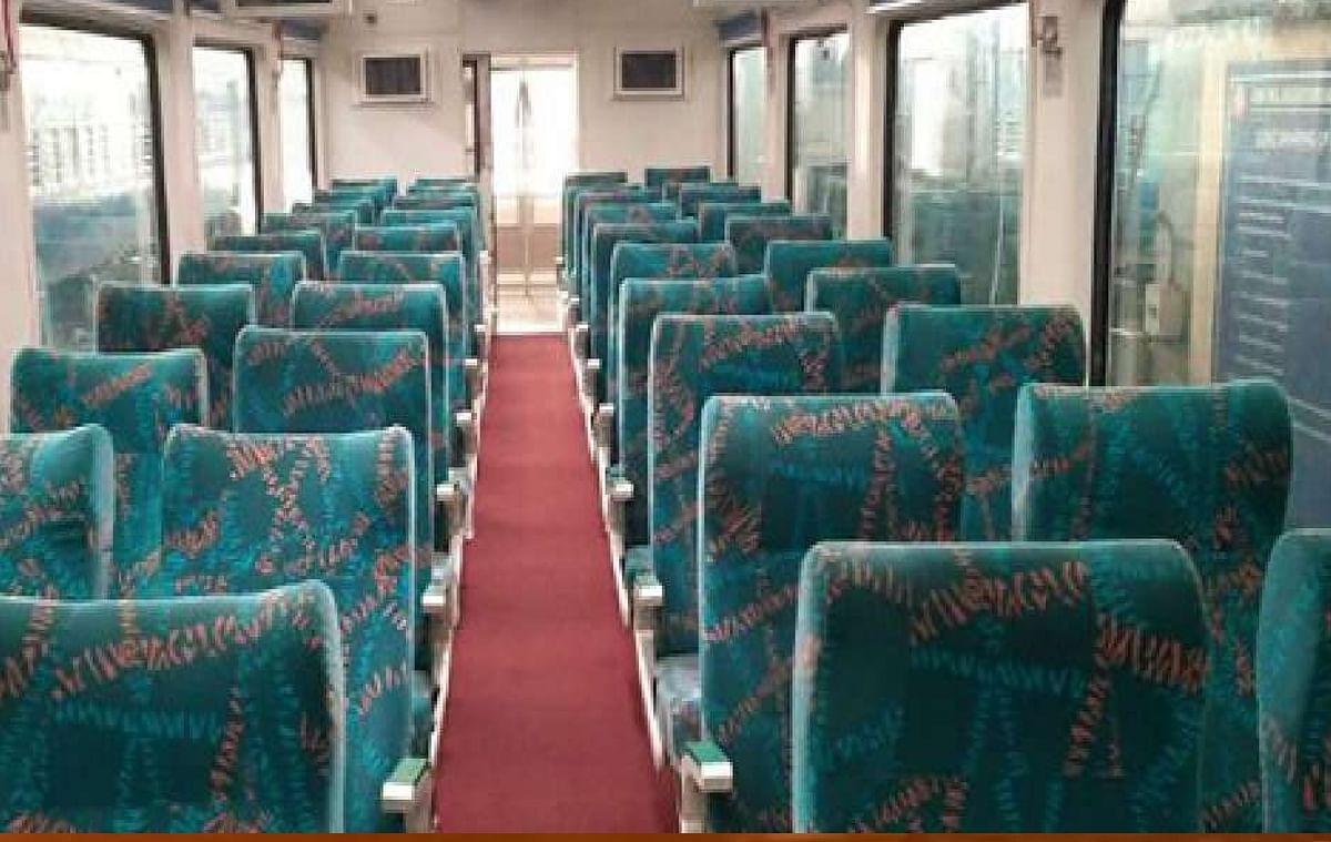 Vistadome Train India : कांच की छत और 108 डिग्री तक घूमने वाली कुर्सी