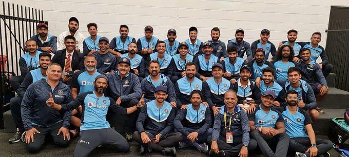 Ajinkya Rahane : भारत की जीत के हीरो बने अजिंक्य रहाणे, मैच के बाद ट्वीट किया-Special team, special win