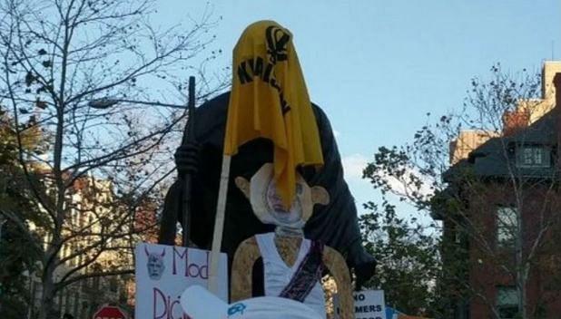 Kisan Andolan Latest Updates : खालिस्तानियों का विरोध प्रदर्शन, महात्मा गांधी की प्रतिमा को झंडे से ढक दिया