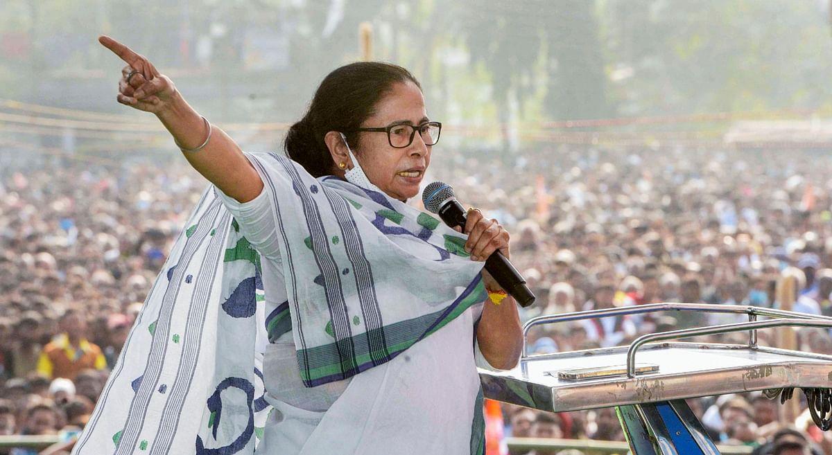 Bengal Chunav 2021 : नंदीग्राम ने जो 'साजिश' रची थी, अब उसका 'दर्द' दिखाने जायेंगी टीएमसी सुप्रीमो ममता बनर्जी
