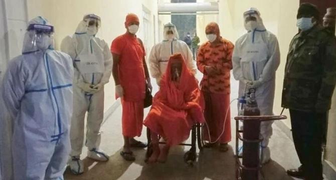 Coronavirus in UP : 103 की उम्र में कोरोना को मात, कौन है यूपी का ये शख्स जानें…