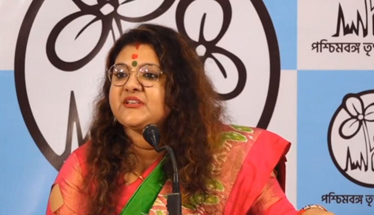Bengal Chunav : बीजेपी सांसद सौमित्र खान के तलाक वाले बयान पर क्या बोलीं टीएमसी का दामन थामनेवाली पत्नी सुजाता मंडल