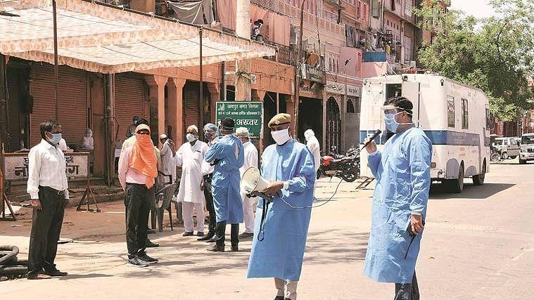 Rajasthan coronavirus: कोरोना के कहर से सहमा राजस्थान, एक दिन में रिकॉर्ड मौतें, जयपुर में फिर बिगड़ रहे हालात