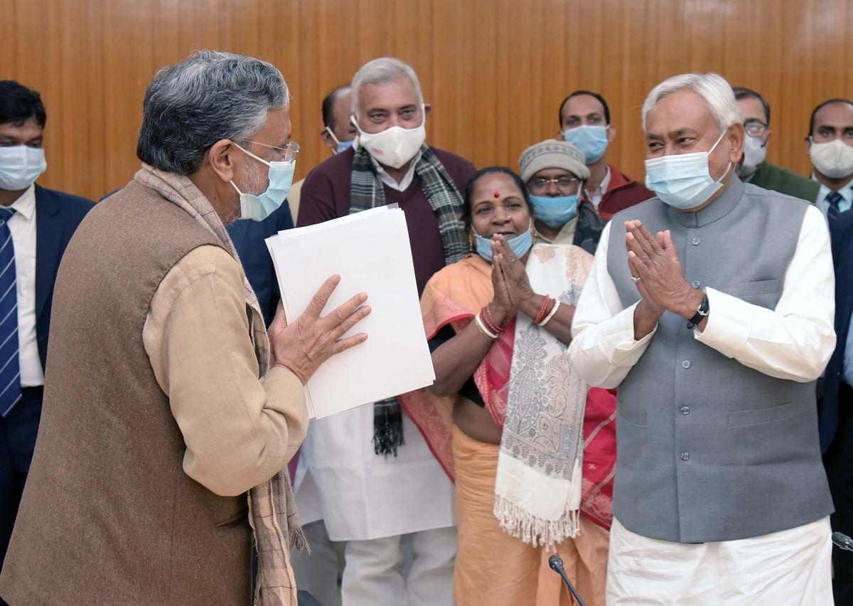 Sushil Modi: राज्यसभा में निर्विरोध चुने गए बिहार के पूर्व डिप्टी सीएम सुशील कुमार मोदी, बनाया ये खास  रिकॉर्ड