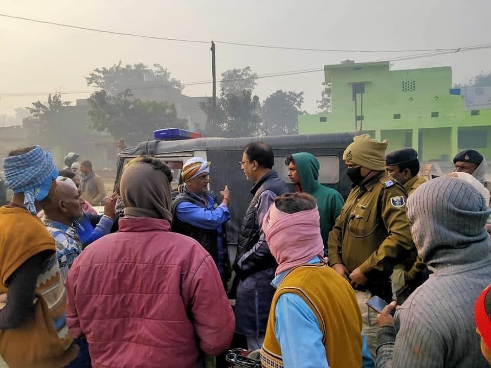 बिहार की खराब कानून व्यवस्था पर संजय जयसवाल ने खड़े किये सवाल, कांग्रेस ने कहा, ढोंग छोड़ जिम्मेदारी ले भाजपा