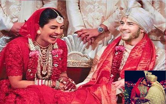 Wedding Anniversary पर प्रियंका चोपड़ा ने शेयर की निक जोन्स के साथ अपनी Unseen Photos, लाल जोड़े में जीता सबका दिल