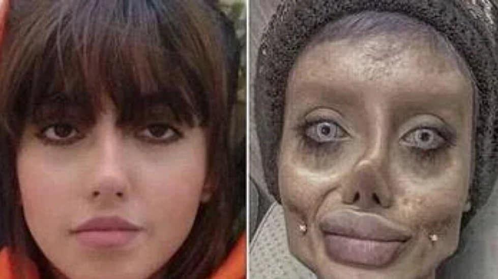 एंजेलिना जॉली के 'भूत' ने Instagram पर डाली भद्दी तसवीर, कोर्ट से 10 साल की जेल