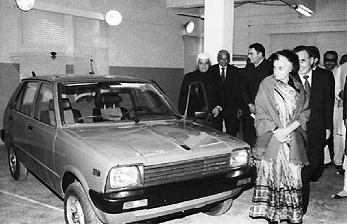 Maruti 800 ने पूरे किये 37 साल, इस बीच कितनी बदली मारुति की पहली कार, जानें