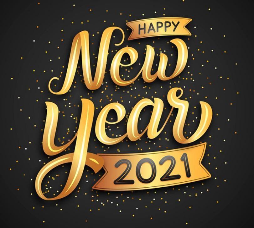Happy New Year 2021 Wishes Images, Quotes, Shayari, Greetings : मुबारक हो आपको नववर्ष का महीना...शेयर करें दोस्तों परिवारवालों से ये शुभकामना संदेश