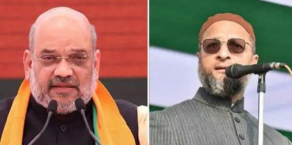 """GHMC Election Results 2020: हैदराबाद नगर निगम चुनाव में BJP के प्रदर्शन पर बोलें औवेसी- """"मेरे अंगने में तुम्हारा क्या काम है"""""""