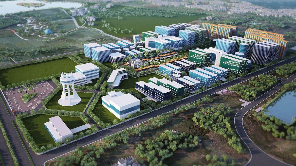 बंगाल के न्यूटाउन सिलिकॉन वैली में सॉफ्टवेयर डेवलपमेंट सेंटर बनायेगी इंफोसिस, ममता बनर्जी ने 'भूमि कर' को किया माफ